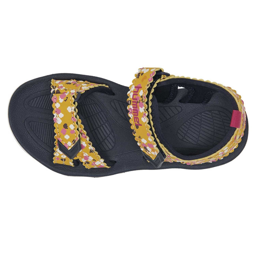 Sandal Sport Flowers JR Golden Rod