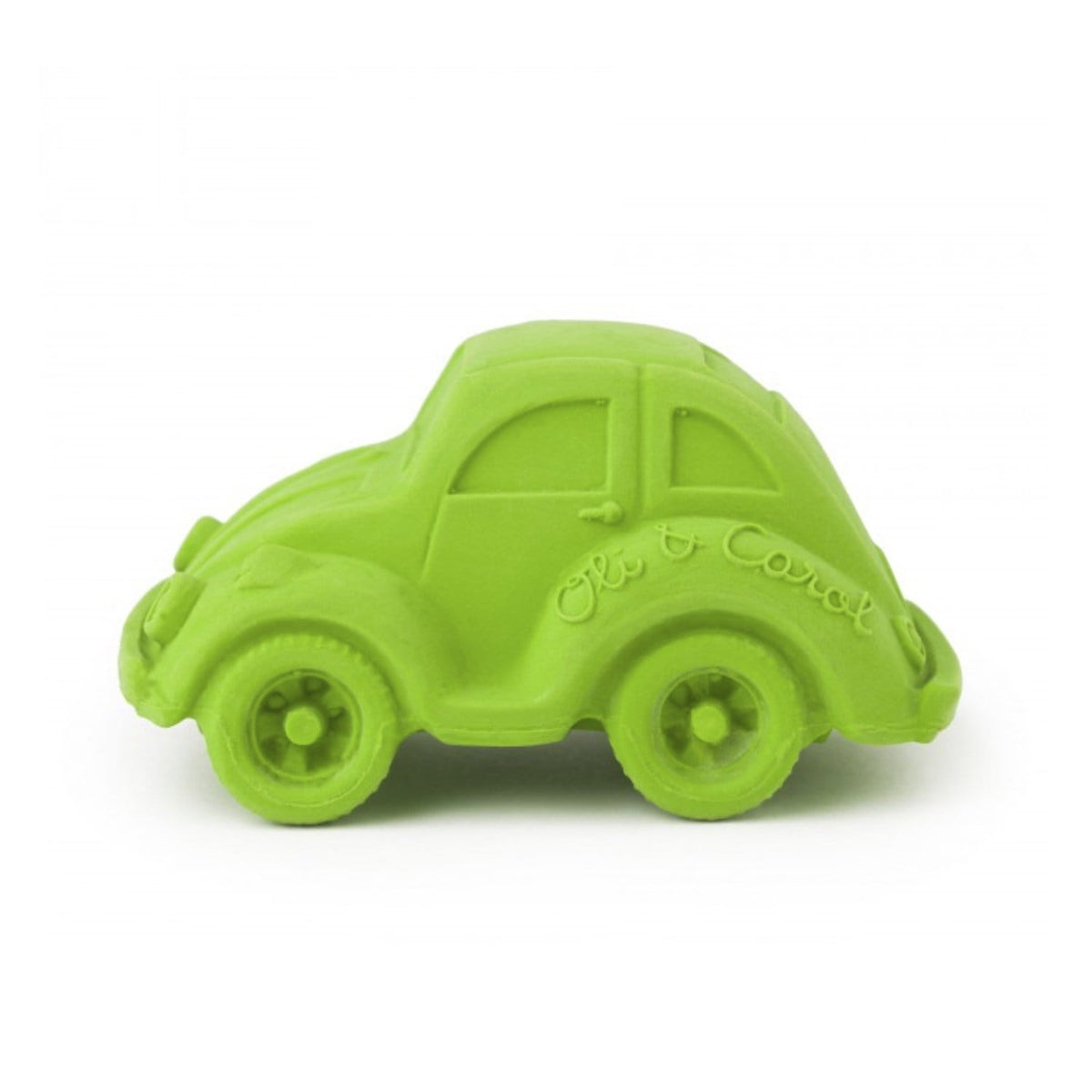 Small Beetle Car Green