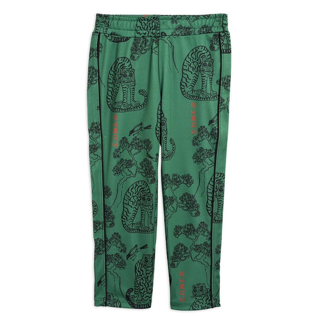 Tigers WCT Trousers Green