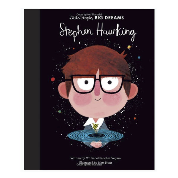 Little People Big Dreams: Stephen Hawking