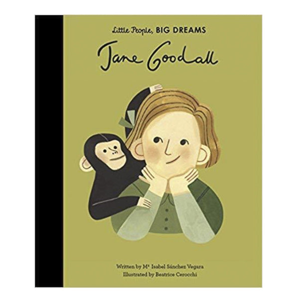Little People Big Dreams: Jane Goodall