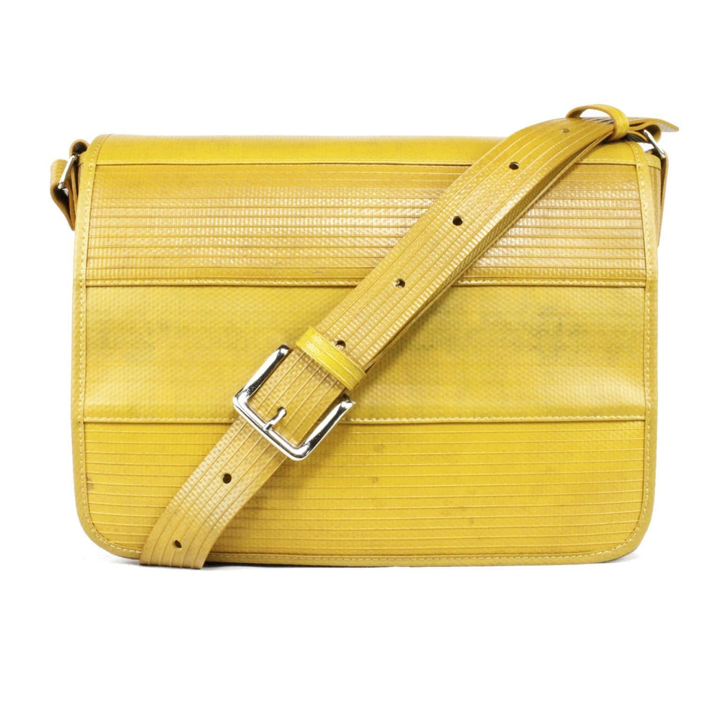 Messenger Bag I Yellow