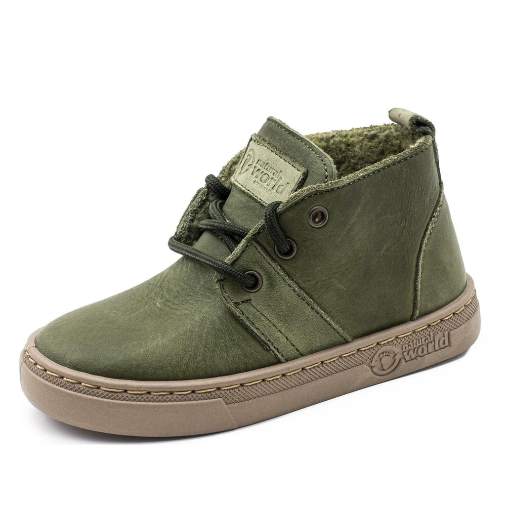 Safari Suede Green