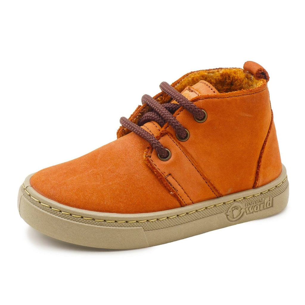 Safari Suede Carrot