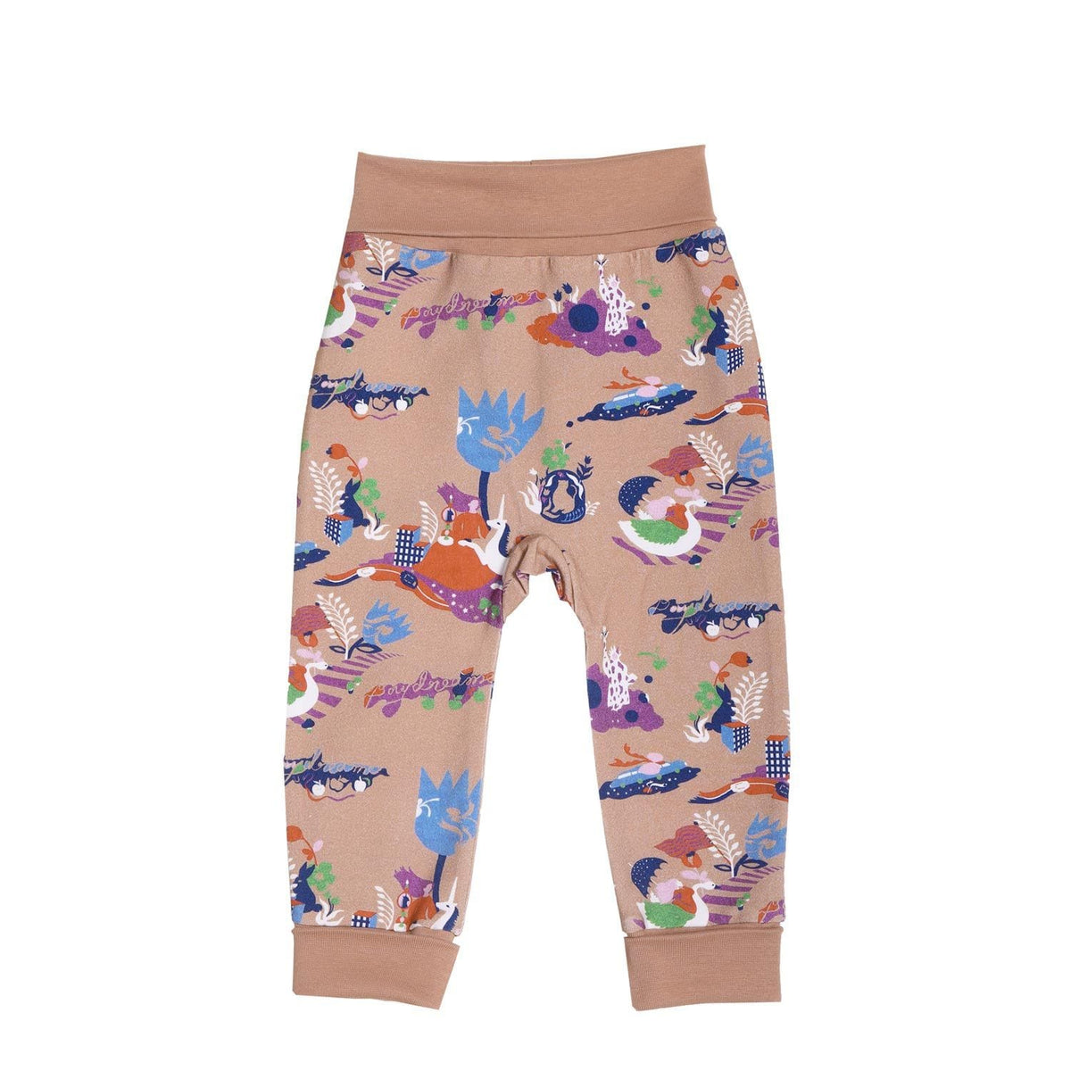 Hide & Seek Footed Baby Pants