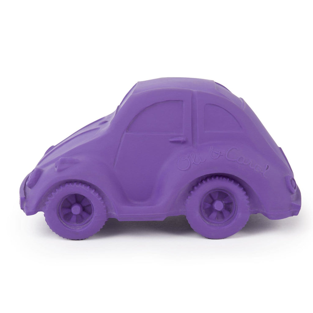 Large Beetle Car Purple