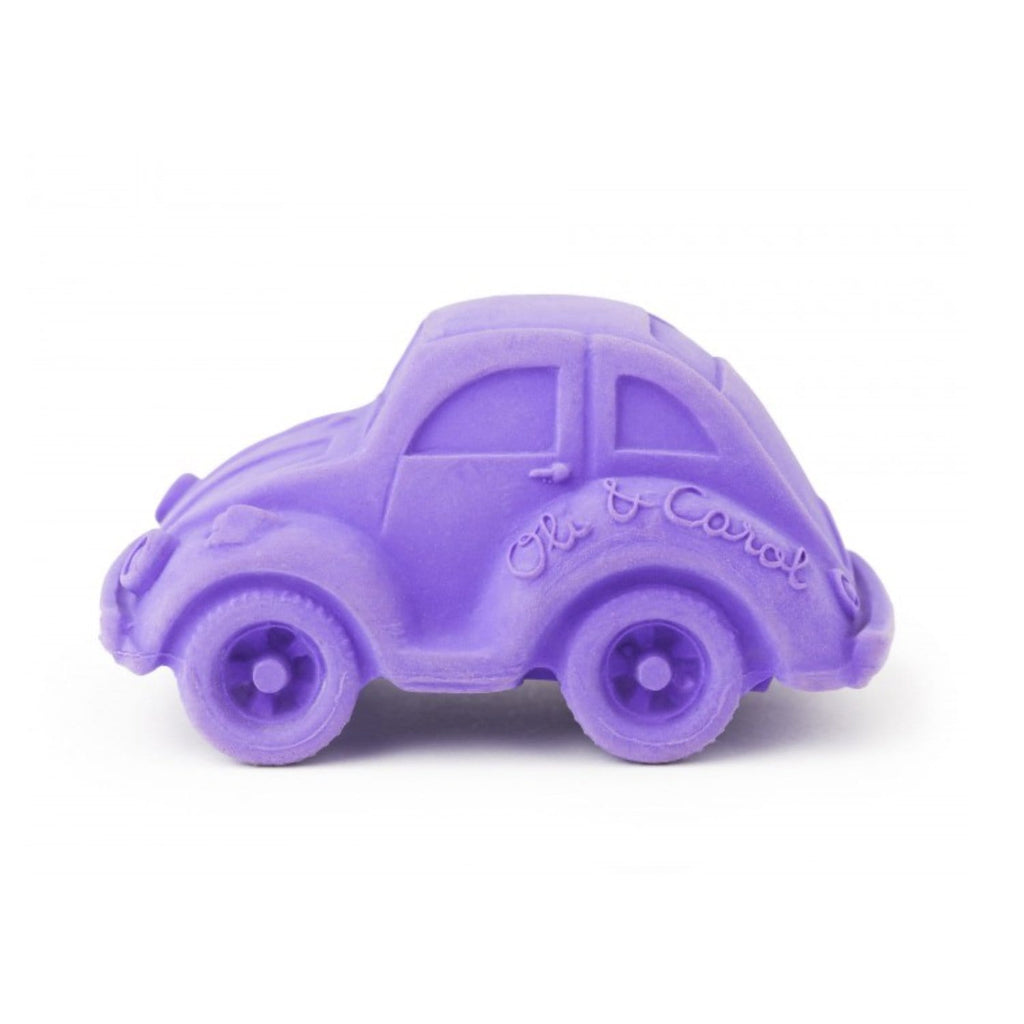 Small Beetle Car Purple