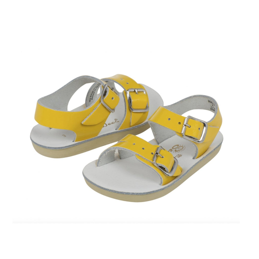 Seewee Salt-Water Sandals Yellow