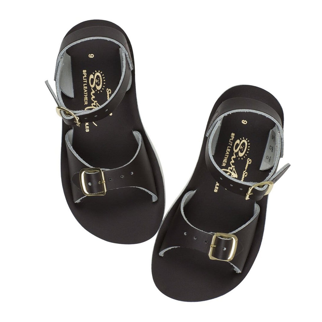 Surfer Salt-Water Sandals Brown