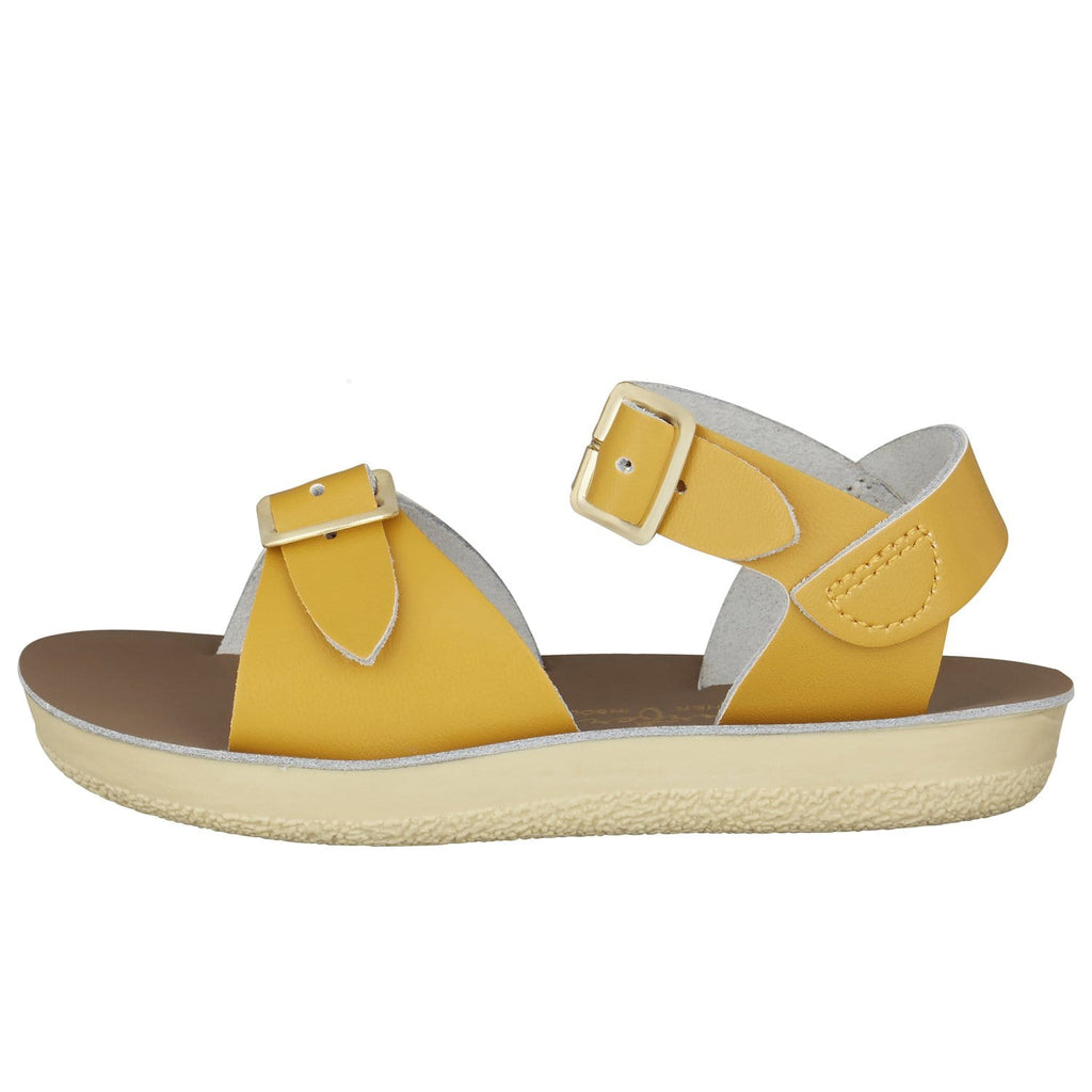 Surfer Salt-Water Sandals Mustard
