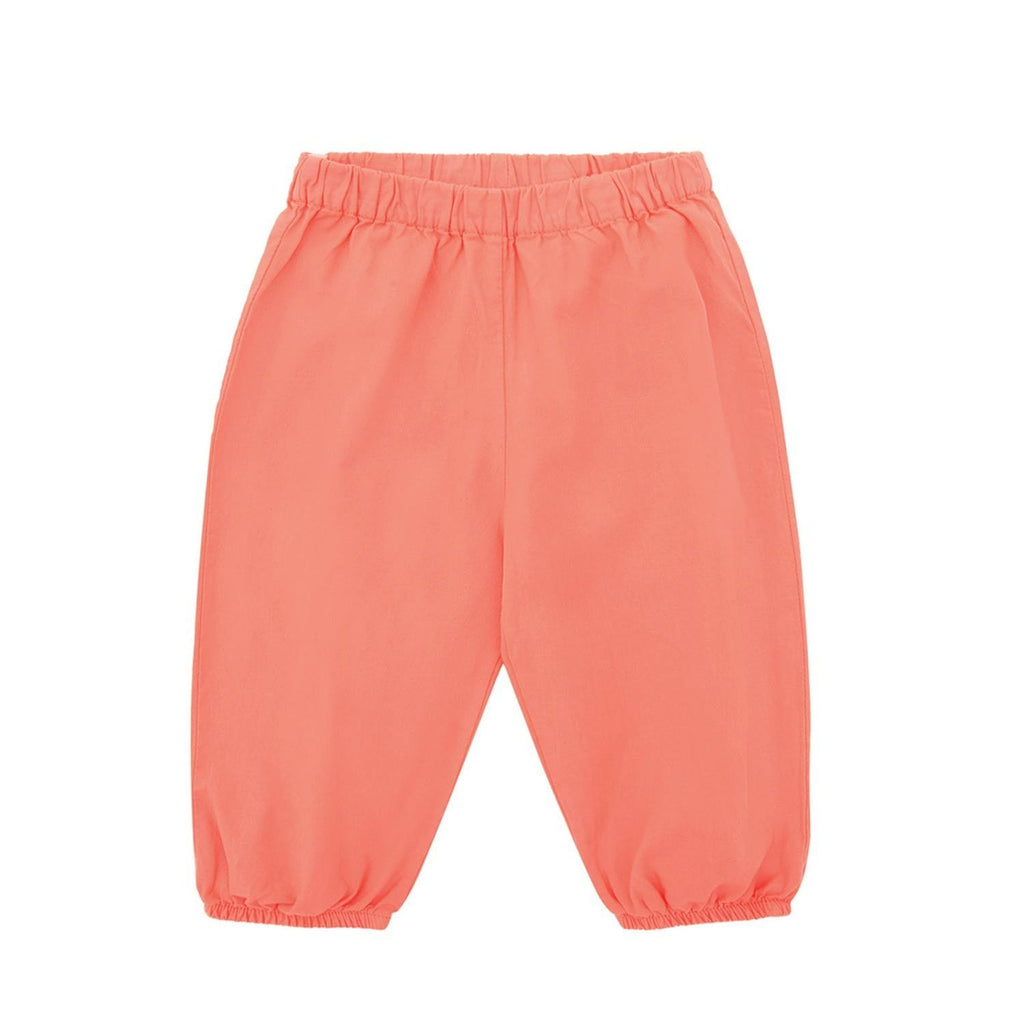 Balloon Trousers Coral
