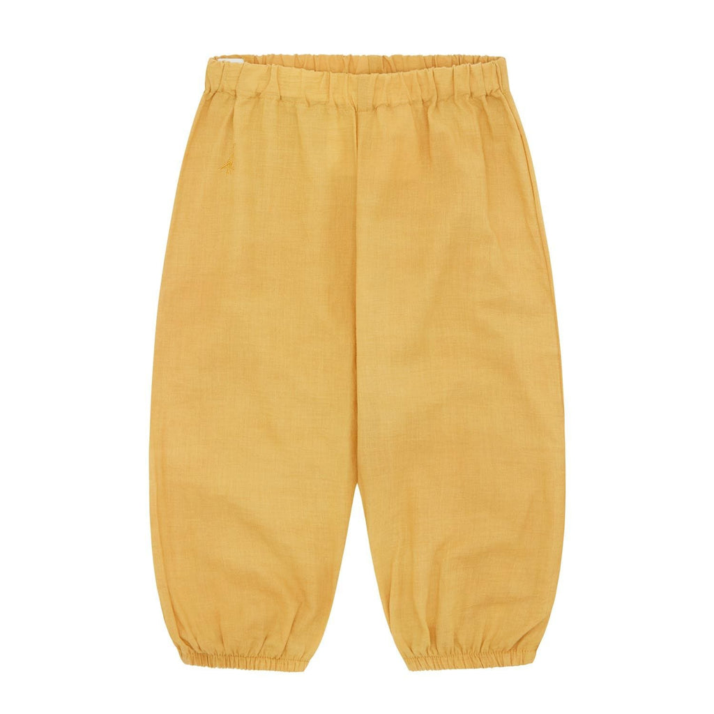 Balloon Trousers Yellow