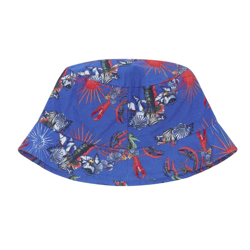 Blue Lobster Hat