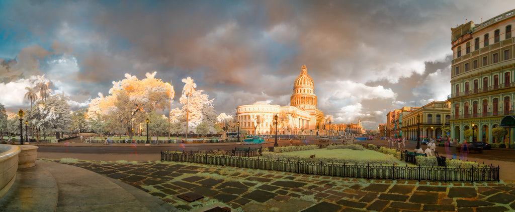 Gallery Print – Capitolo at Sunrise, Havana, Cuba