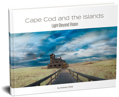 The book Cape Cod and the Islands: Light Beyond Vision