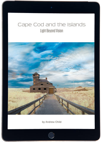 eBook Cape Cod and the Islands: Light Beyond Vision