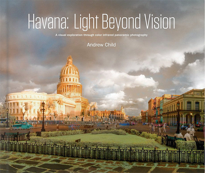 The book, Havana: Light Beyond Vision