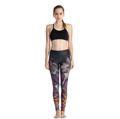 Adventure Yoga Leggings