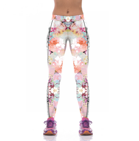 Breezy Sport Leggings