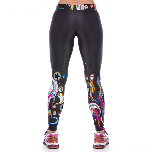 Dreamland Sport Leggings