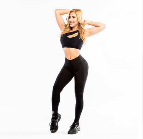 Jet High Waist Sport Leggings