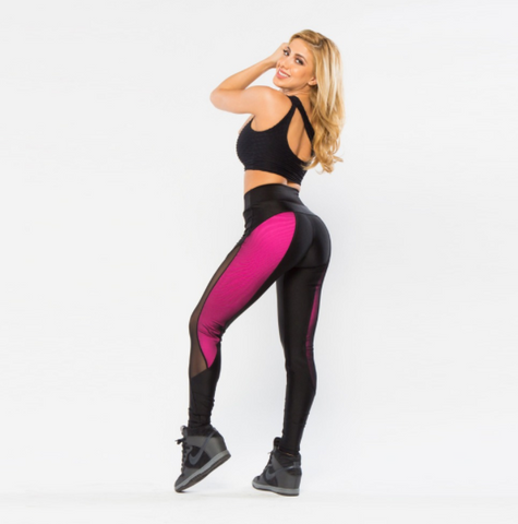 Fusion High Waist Sport Leggings