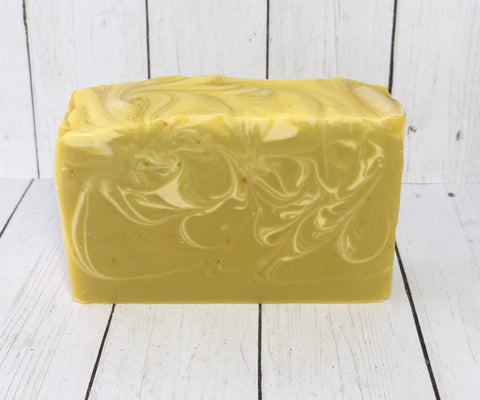 Pumpkin Cheesecake Soap