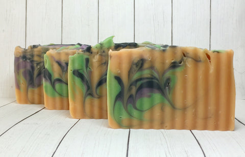 Witch Potion Halloween Soap