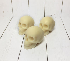 Glow in the Dark Skull Soap