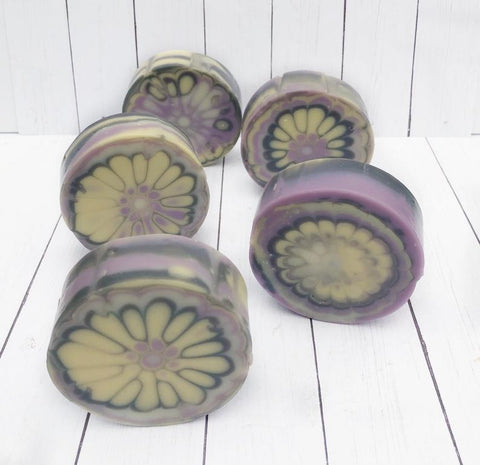 Groovy Flower Power Soap