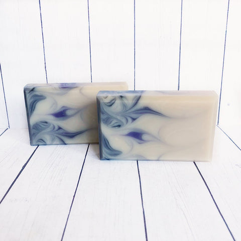 Blackberry Sage Tea Soap