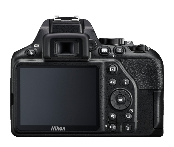 Nikon D3500 DSLR with AF-P DX 18-55mm f/3.5-5.6G  Lens