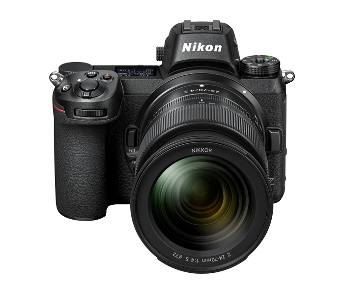 Nikon Z6 Mirrorless Full Frame Interchangeable Lens Camera