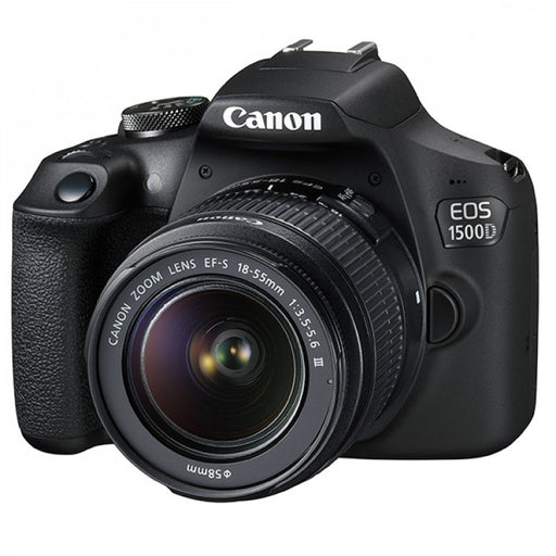 Canon EOS 1500D with 18-55mm Lens