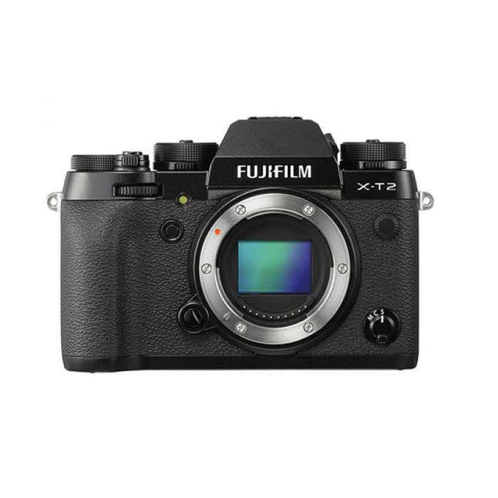 FUJIFILM X-T2 Mirrorless Camera