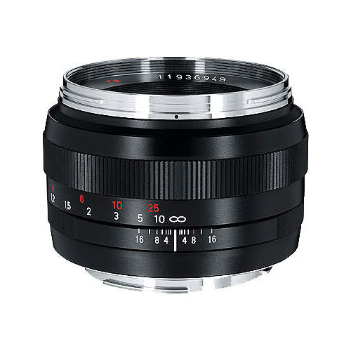Carl Zeiss Planar T* 50mm f/1.4 ZE Lens – Canon Mount