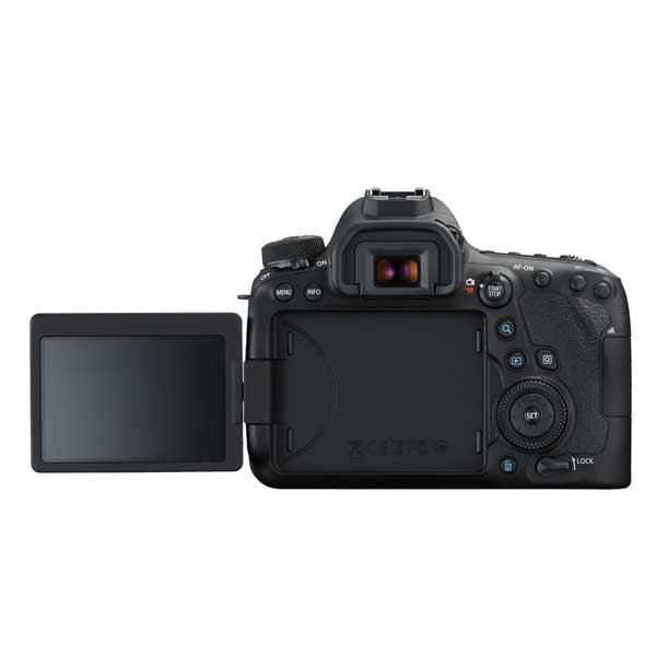 Canon EOS 6D Mark II DSLR