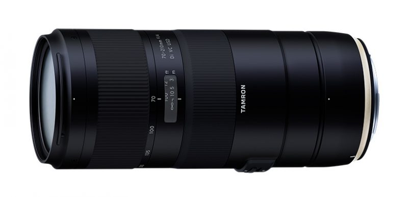 Tamron 70-210mm F/4 Di VC USD Model A034