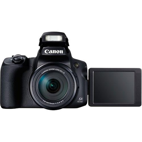 Canon PowerShot SX70 HS Digital Compact Camera