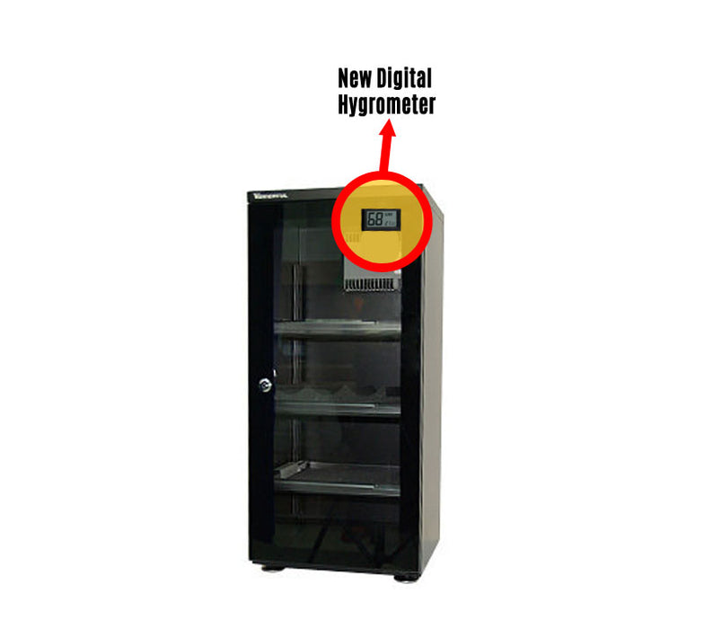 Wonderful AD-060C Digital Hygrometer Dry Cabinet 64L