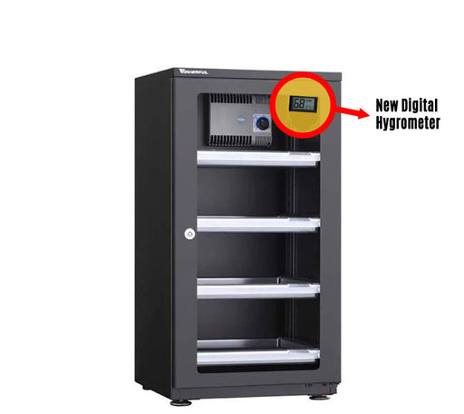 Wonderful AD-096C Digital Hygrometer Dry Cabinet 90L