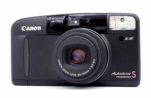 Canon Autoboy S date panorama black