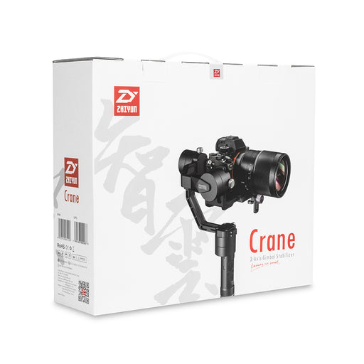 Zhiyun-Tech Crane PLUS+ 3 axis Gimbal