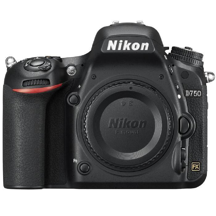 Nikon D750 DSLR Body Only