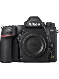 Nikon D780 DSLR Body Only