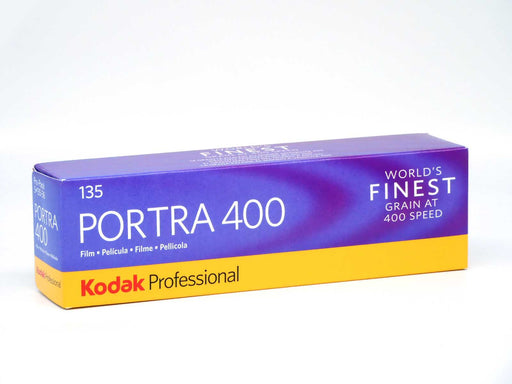 Kodak Portra 400 Colour 35mm Film (Pack of 5)
