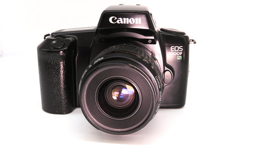 Canon EOS 1000FN+35-80mm