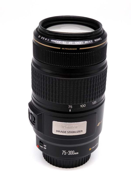 Canon EF 75-300mm IS usm Lens