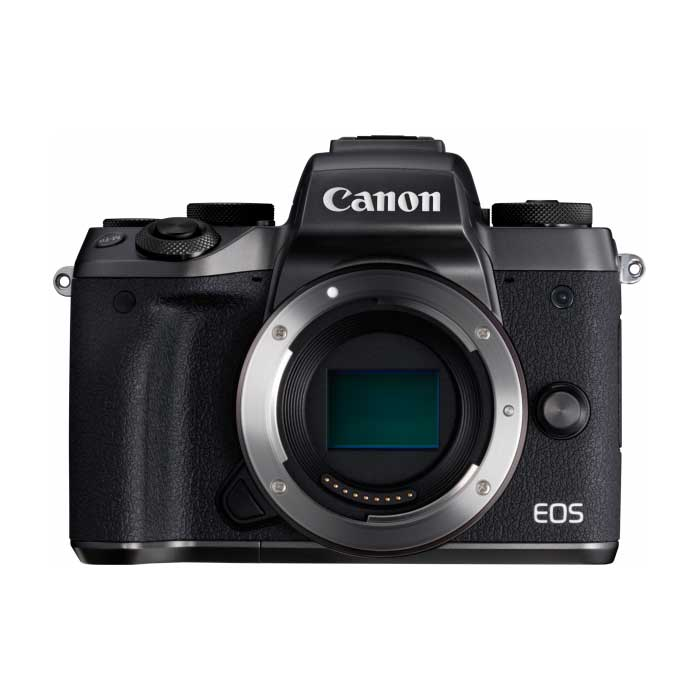 Canon EOS M5 Mirrorless Camera +15-45mm Lens