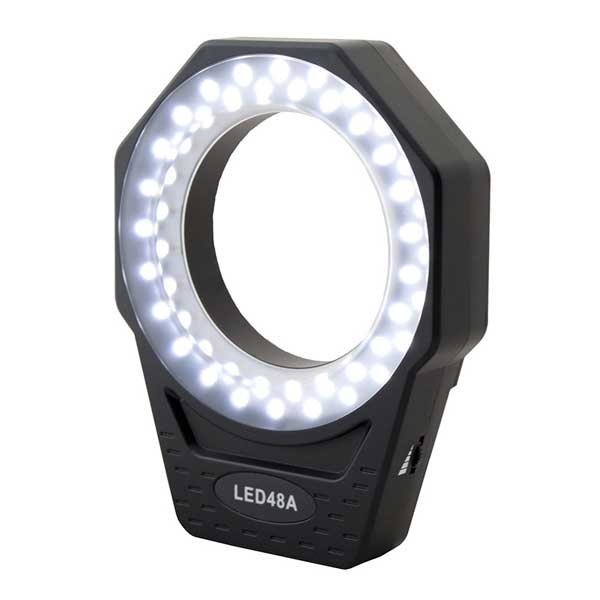 Glanz LED 48A Macro Ring Light